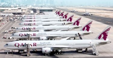 This Flight Giant; Qatar Airways