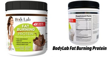 BodyLab Fat Burning Protein