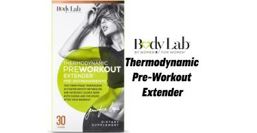 BodyLab Thermodynamic Pre-Workout Extender