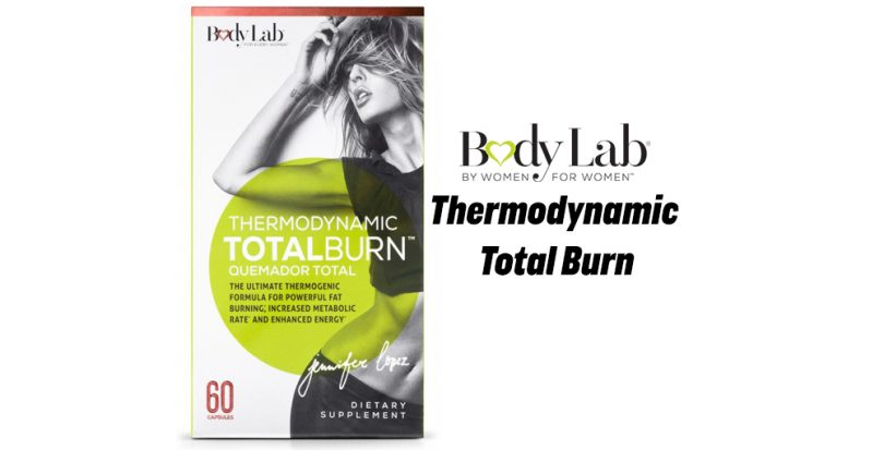 BodyLab Thermodynamic Total Burn
