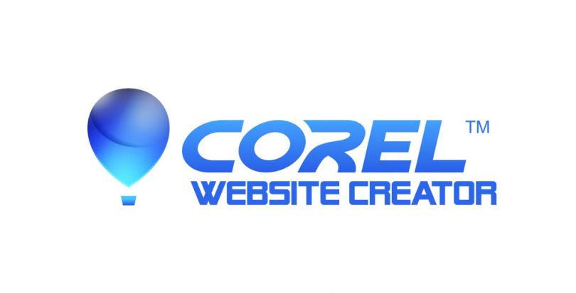 Corel Website Creator