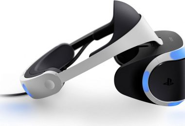 Sony Playstation VR headset - etwaks.com